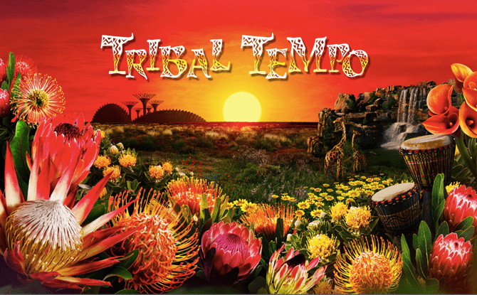 Tribal Tempo Gardens by the Bay