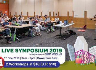 U Live Symposium 2019
