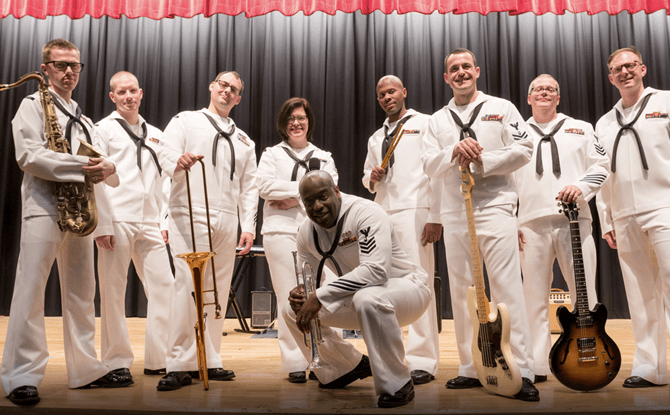 US Seventh Fleet Band