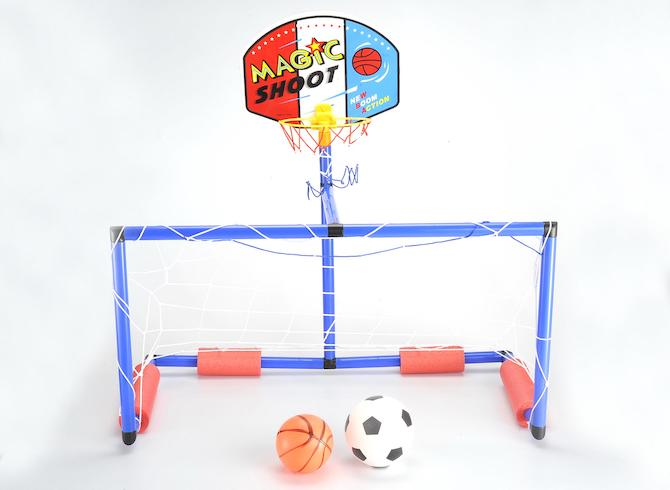 United Sports Aquatic Water Basketball and Football Stand
