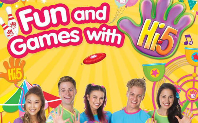 Fun and Games with Hi-5