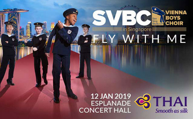 Vienna Boys Choir: Fly With Me