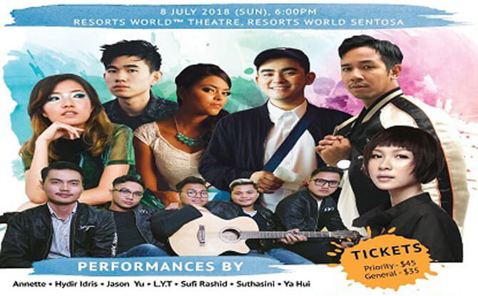 Voices of Youth - A Night of Music & Giving