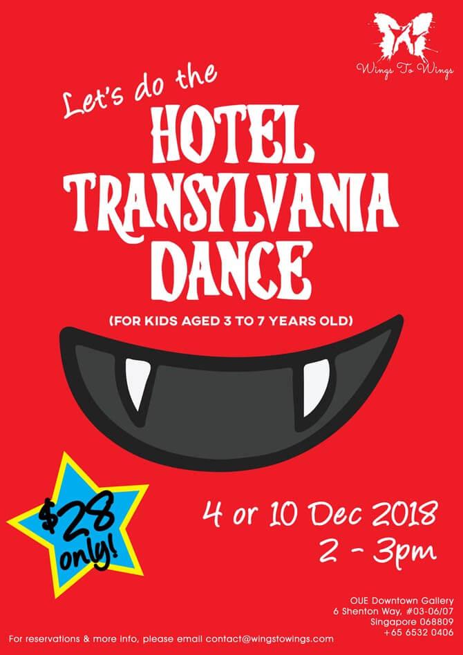 W2W Hotel Transylvania Dec 2018