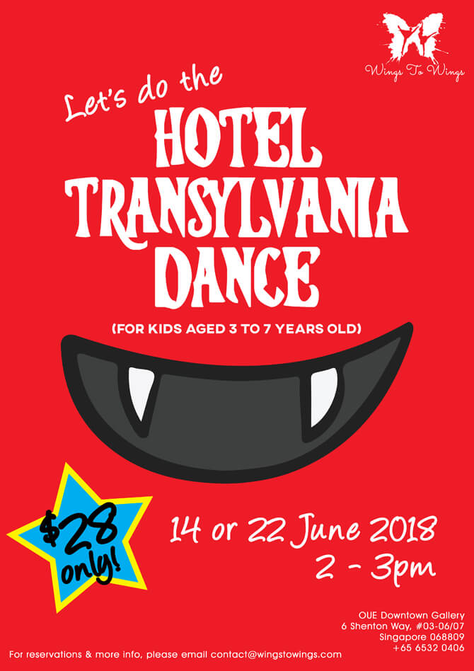 W2W Hotel Transylvania June 2018