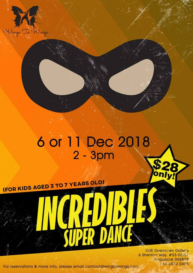 W2W Incredibles Dec 2018