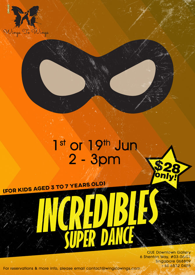 W2W Incredibles v2 June 2018