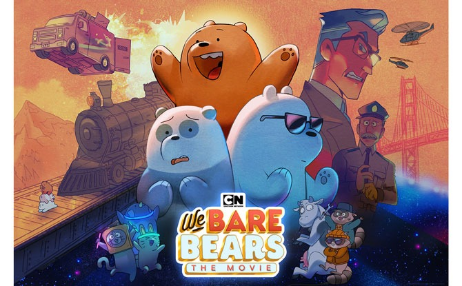 We Bare Bears The Movie Is Coming To Cartoon Network & Other Channels