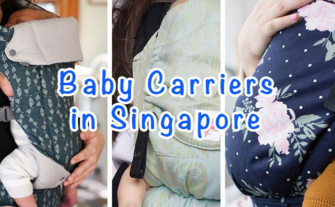We Tried Three: Baby Carriers In Singapore