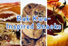 We Tried Three: Bak Kwa-Inspired Snacks