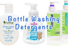 We Tried Three: Baby Milk Bottle Detergents Available In Singapore
