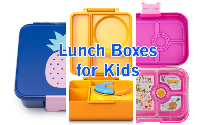 We Tried Three: Lunch Boxes For Kids