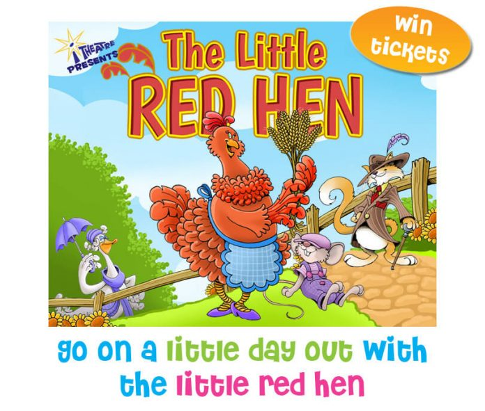 The Little Red Hen Contest
