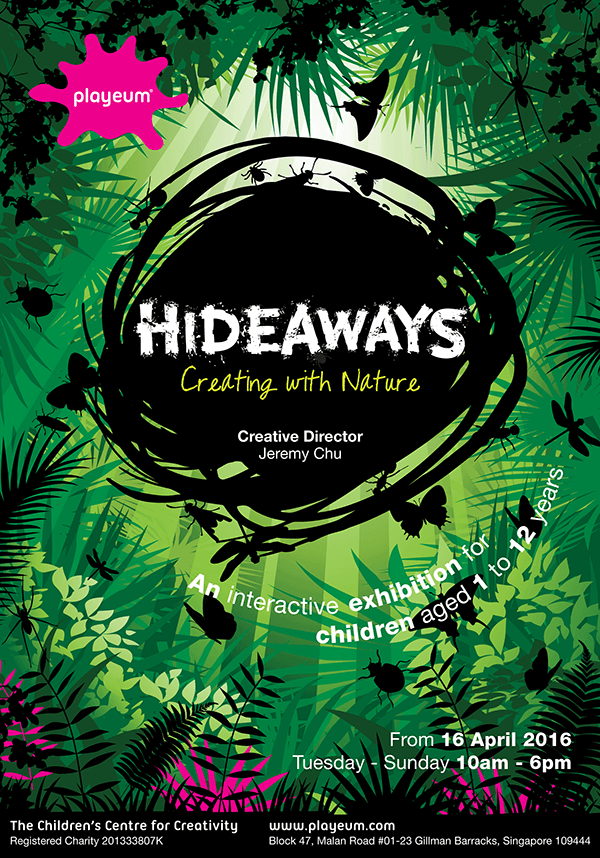 Hideaways - Creating with Nature
