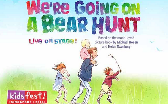 KidsFest 2019: We're Going on a Bear Hunt