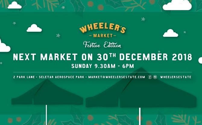 Wheeler's Market Festive Edition