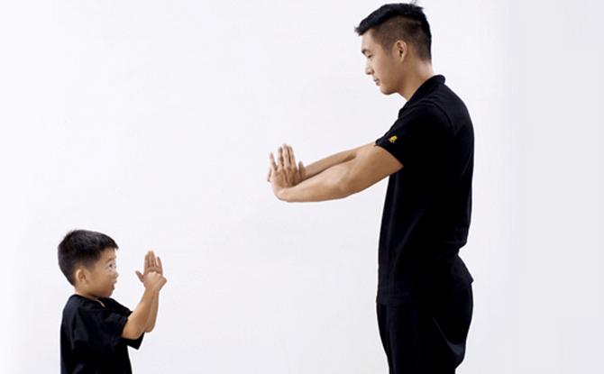 Parent-Child Workshop: Wing Chun 101