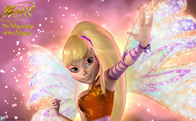 Winx Club The Mystery of the Abyss poster