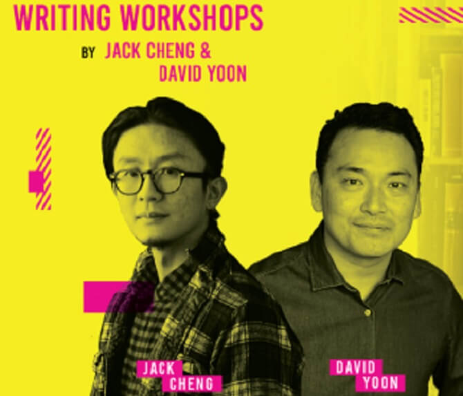 Writing Workshops by Jack Cheng and David Yoon
