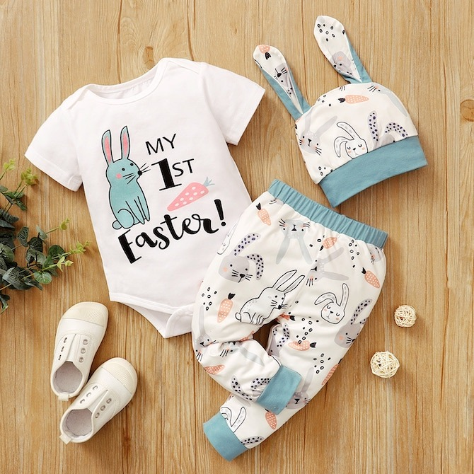 Baby Easter Clothes