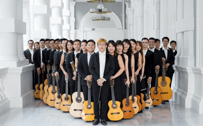 Celebrate December: Xpose Guitar Ensemble