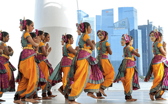 Singapore Youth Festival: Outdoor Music & Dance Showcase