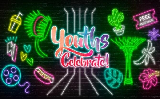 Youths Celebrate 2019