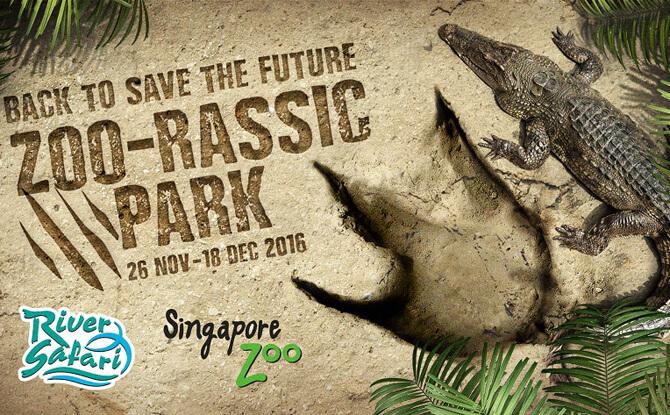 River Safari Zoo-rassic-Park