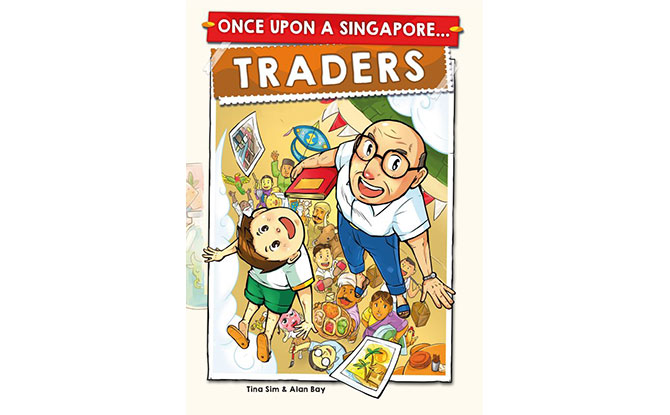 Once Upon A Singapore… Traders