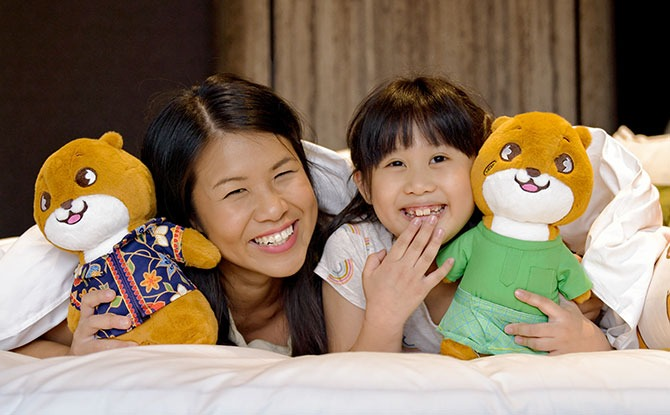 """Have An """"Otah & Friends"""" Staycation With Pan Pacific Hotels Group & KKday"""