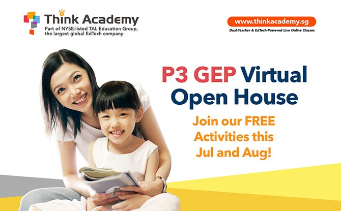 P3 GEP Virtual Open House This Jul And Aug! (FREE)
