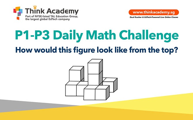 P1 to P3 GEP Math Challenges (FREE)