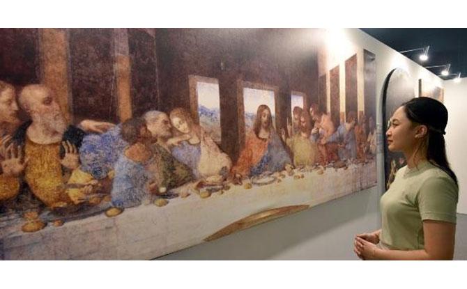 Da Vinci, The Exhibition At Science Centre Singapore