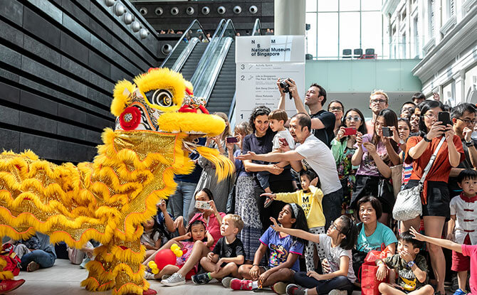 Family-Friendly Things To Do Over The Chinese New Year Long Weekend 2020 In Singapore