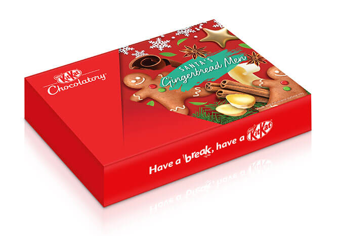 KITKAT has three Singapore Christmas Editions