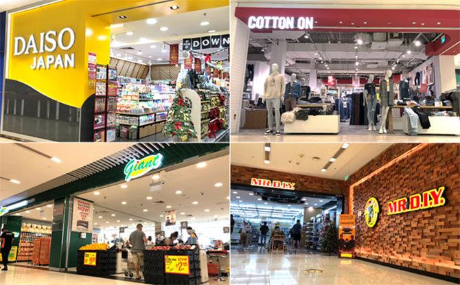 Go shopping at Sembawang Shopping Centre