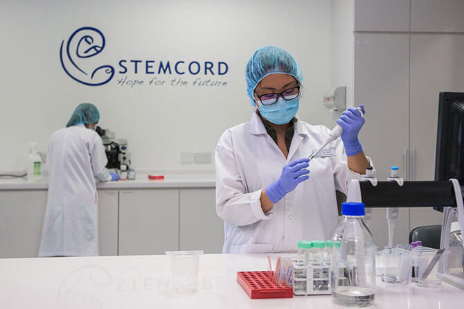 What to look for when it comes to cord blood and cord stem cells banking in Singapore