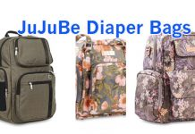 We Tried Three: JuJuBe Diaper Bags