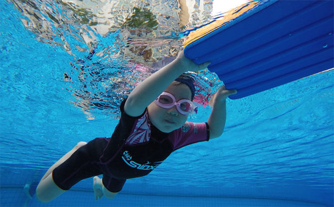 Able Aquatic School - Swimming lessons for kids in Singapore