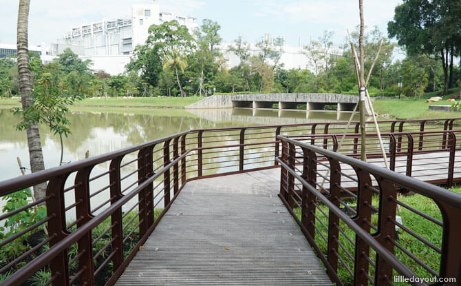 Marsiling Park boardwalk