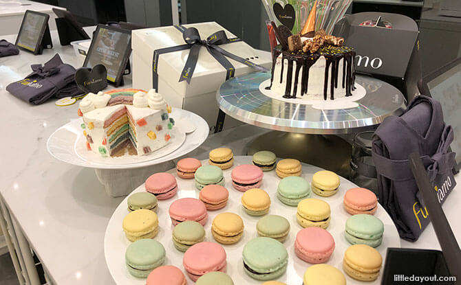 Funsiamo, Baking Studio in Singapore