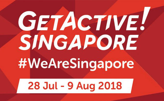 GetActive! Singapore 2018