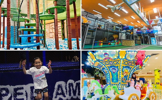 Best Indoor Playgrounds In Singapore: Where Take Kids For Non-Stop Fun