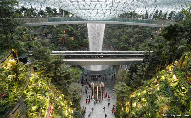 Jewel Changi Airport Preview