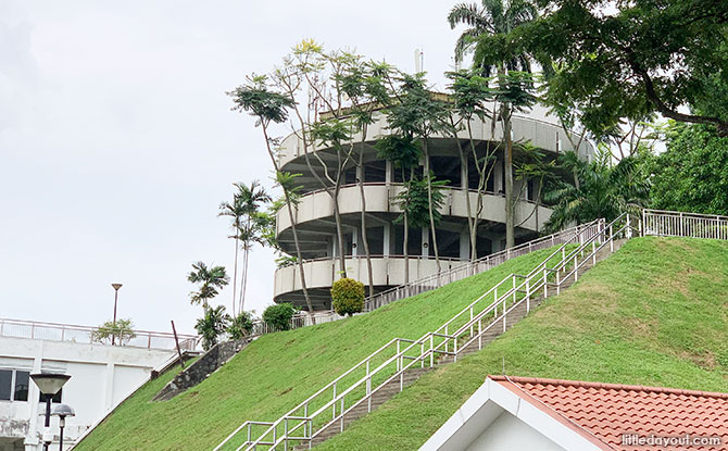 Jurong Hill Park Lookout Tower