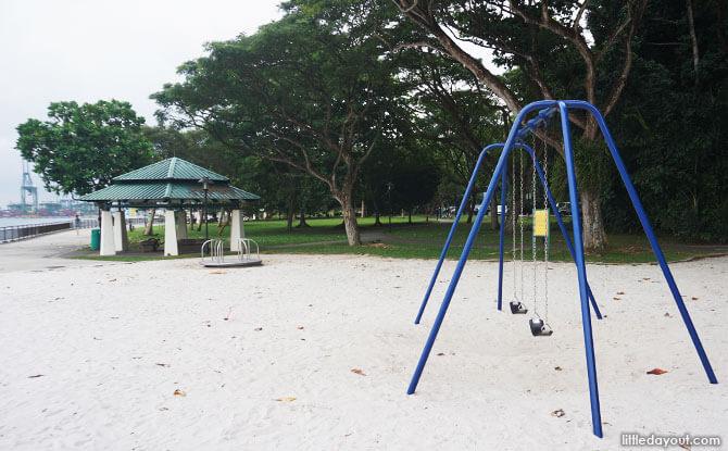 Labrador Park Machine Gun Nest Playground