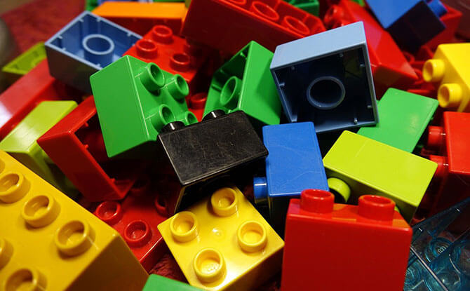 LEGO Brick Off - Things to do indoor with kids