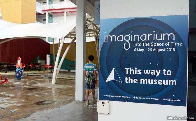 Imaginarium at Singapore Art Museum, SAM at 8Q