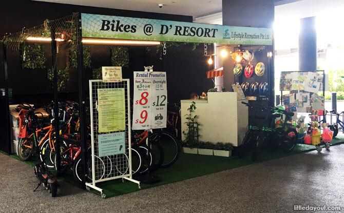 Bikes @ D'Resort – Lifestyle Recreation