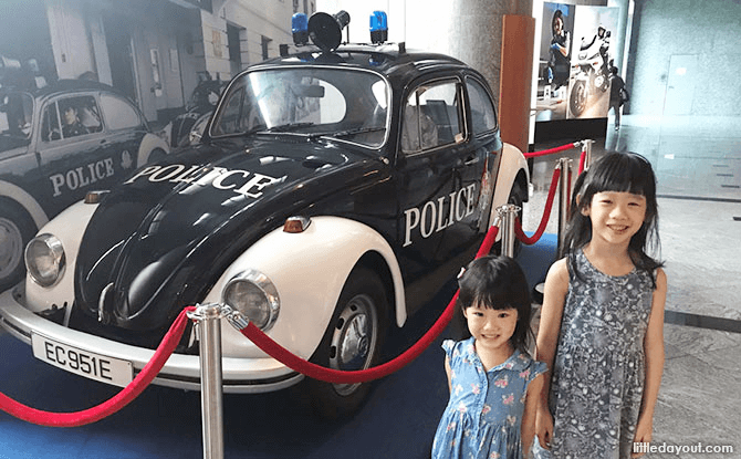 Police Heritage Centre: A Children's Season Visit